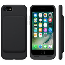 Smart battery charger case for Apple iPhone 7 7 Plus Hi-Q(high quality) Rechargeable Backup Charger Power cover fully protective