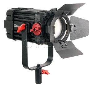 Image 2 - 2 Pcs CAME TV Boltzen 100w Fresnel Focusable LED 이중 색상 키트 Led 비디오 라이트