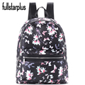 2016 New kpop Printing Backpack Fashion waterproof College Style Small Women's Backpack School Bags for Teenagers swiss backpack