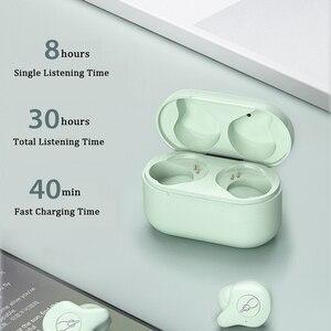 Image 2 - Mini casque Bluetooth sans fil Portable pour téléphone intelligent
