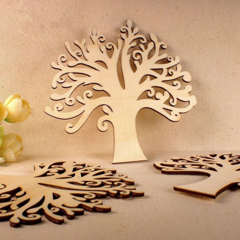 Detail Feedback Questions About Wood Chip Tree Wood Crafts Fashion