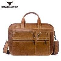 Британский классический ремень сумки Для мужчин из коровьей кожи работа сумки роскошные Сумки Для мужчин сумки дизайнер мягкая молния боль