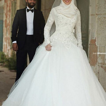 LBKKC DRESSES Elegant Ball Gown Long Sleeve Wedding Dresses. US  199.00    piece Free Shipping a26922e766ca