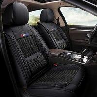 Автомобильное сиденье покрытие для интерьера для volvo s40 s60 s80 v40 v50 v60 v70 xc40 xc70 xc90 VW Amarok tiguan mk2 touareg