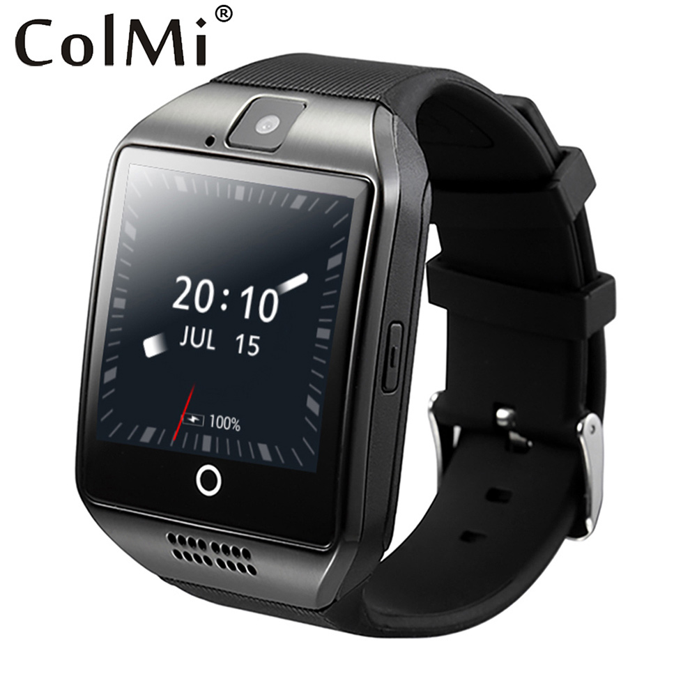 ColMi Smart Watch VS118 OS Android 4 4 3G WIFI GPS Movie APP Download Sync Notification