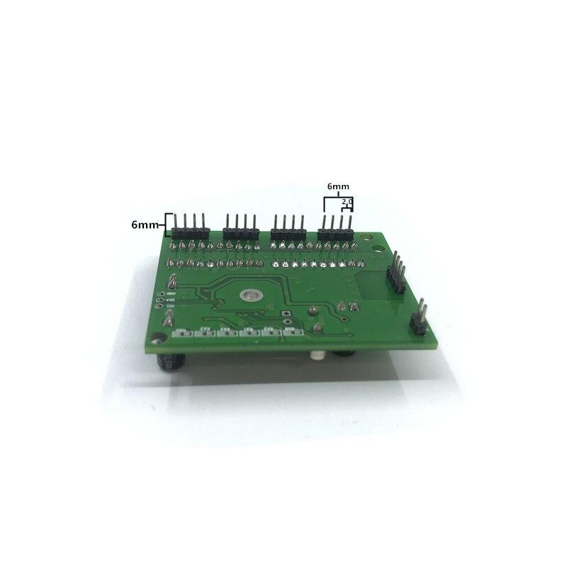 Image 2 - 3/4/5 ポート 10/100 150mbps ピンヘッダマイクロスイッチモジュールミニコンパクト 3.3V5V9V12V  エンジニアリングサーバー 5 ポートイーサネットスイッチ    グループ上の パソコン
