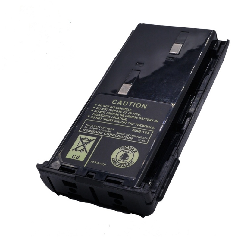 KNB-14 KNB-15H KNB-15A 1100mAh Ni-MH Battery For TK260 TK270G TK270 TK370G TK372 TK2100 TK3100 TK3107 TK2107 Walkie Talkie