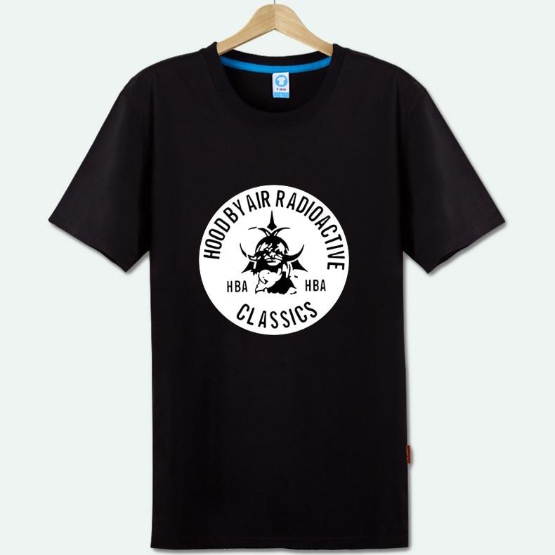Brand T Shirt Fake Designer Clothes HBA Hood By Air ...
