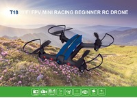 High Tech Flytec T18 Wifi FPV Mini Drone 6 Axis 2 4GHz 4 Channels RC Racing