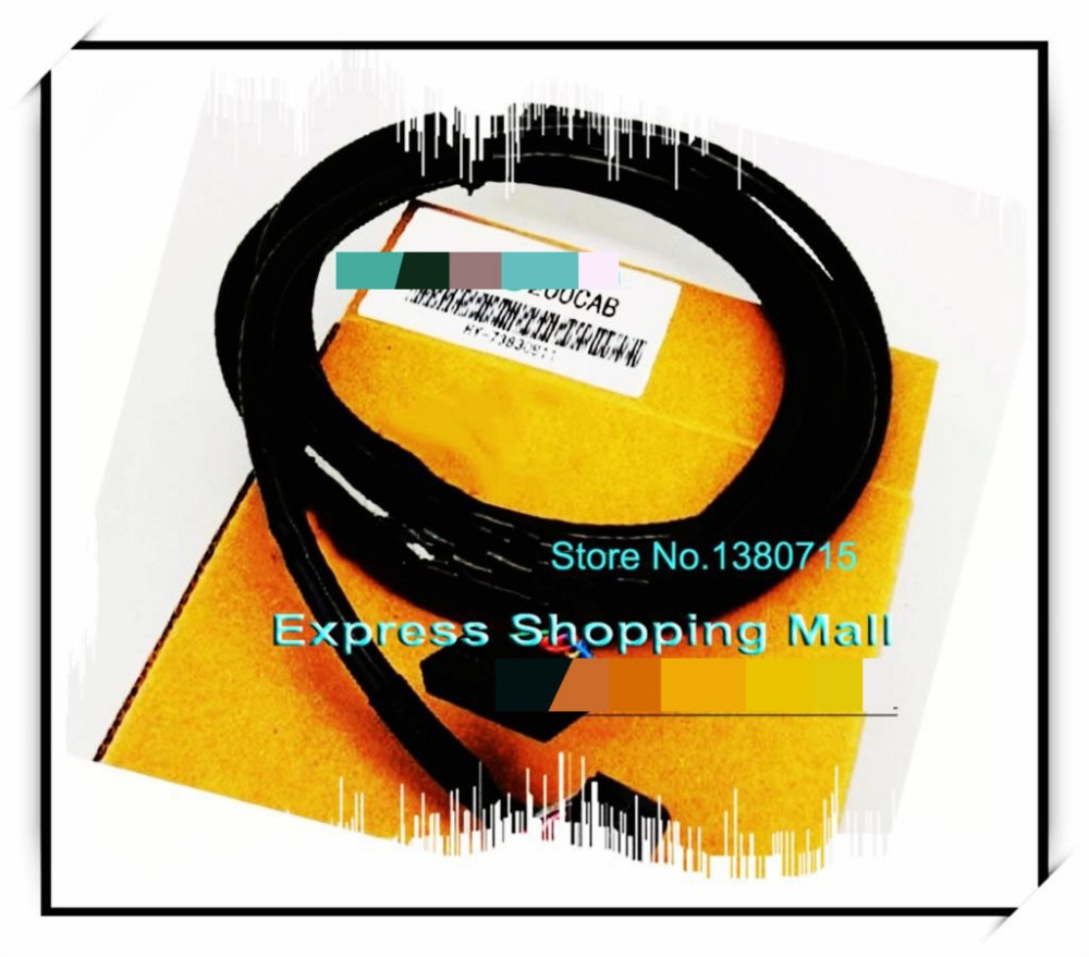 New Original E-GM-200CAB PLC Functional Expansion Board Cable new original functional expansion plate fx1n 4ex bd