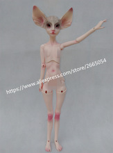 الدمية Sphynx cat monster monster نباتات الأذن bjd / SD so LUTs Volks 1/4