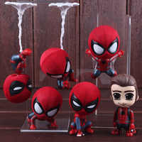 1Pair Red Spider-Man Homecoming Cosplay Spiderman Peter Parker Superhero  Web Shooter Props Decorate props Can't jet