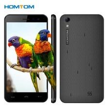 Original HOMTOM HT16 5.0″ HD 720P Smartphone Android 6.0 Quad Core MTK6580 Cellphone 1GB+8GB ROM 5MP 8MP 3000mAh 3G Mobile Phone