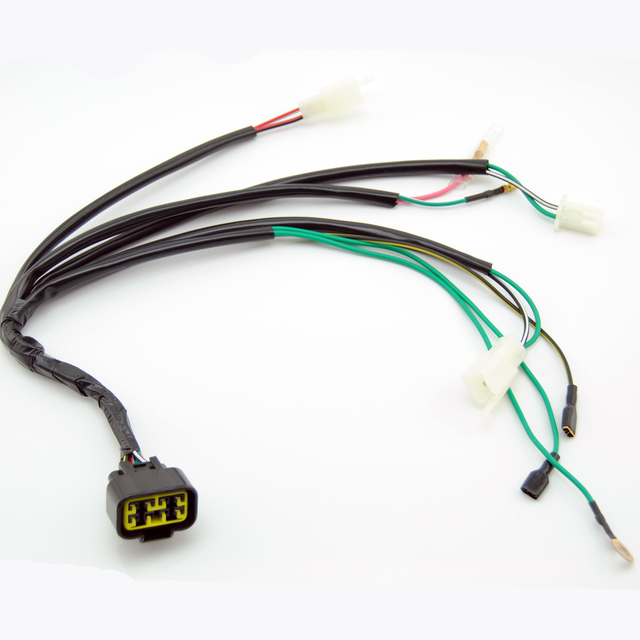 Wire Wiring Harness Loom For Lifan W150cc Zs Zhongshen