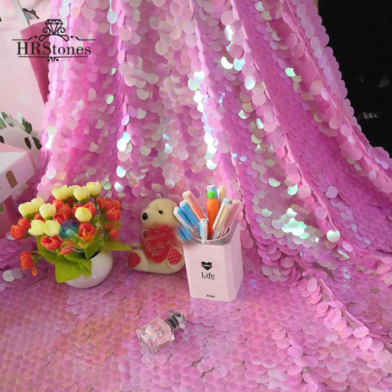 Темная Роза симфония 18 мм большая рыба чешуя Блестки Ткань лазерная ткань сетка красный фон ткань Фото Ткань