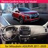 for Mitsubishi ASX 2011 2020 RVR Anti-Slip Mat Dashboard Cover Pad Sunshade Dashmat Accessories 2013 2015 2016 2017 2018 2019 review
