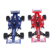 1:32 2 Color Random F1 Formula 1 Racing Cars Diecast Alloy Metal Car Model Toy Birthday Gift(China)