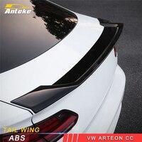 ANTEKE для VW Arteon CC автомобильный Стайлинг задний спойлер багажника губы хвост Багажник крыло отделка внешние аксессуары
