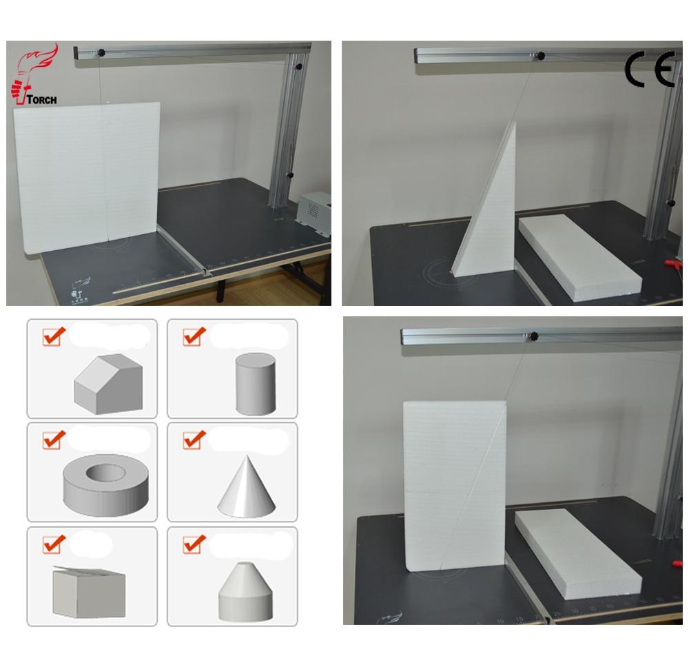 Torch Brand DIY Styrofoam Sculpture Hot Wire Foam Cutting Machine-in ...