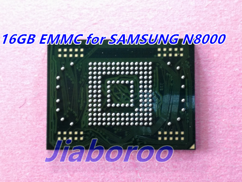 New ORIGINAL 16GB eMMC memory flash NAND with firmware for Samsung Galaxy Note 10.1 N8000 16GB