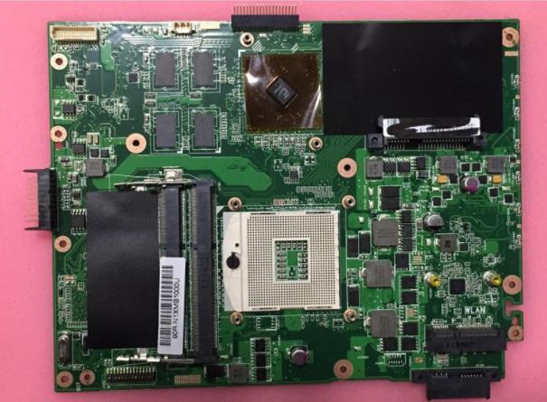 Материнская плата K52JR REV2.0 для ноутбука ASUS A52J X52J K52J K52JR K52JE K52JC K52JU K52JB, материнская плата, тест 100% ОК
