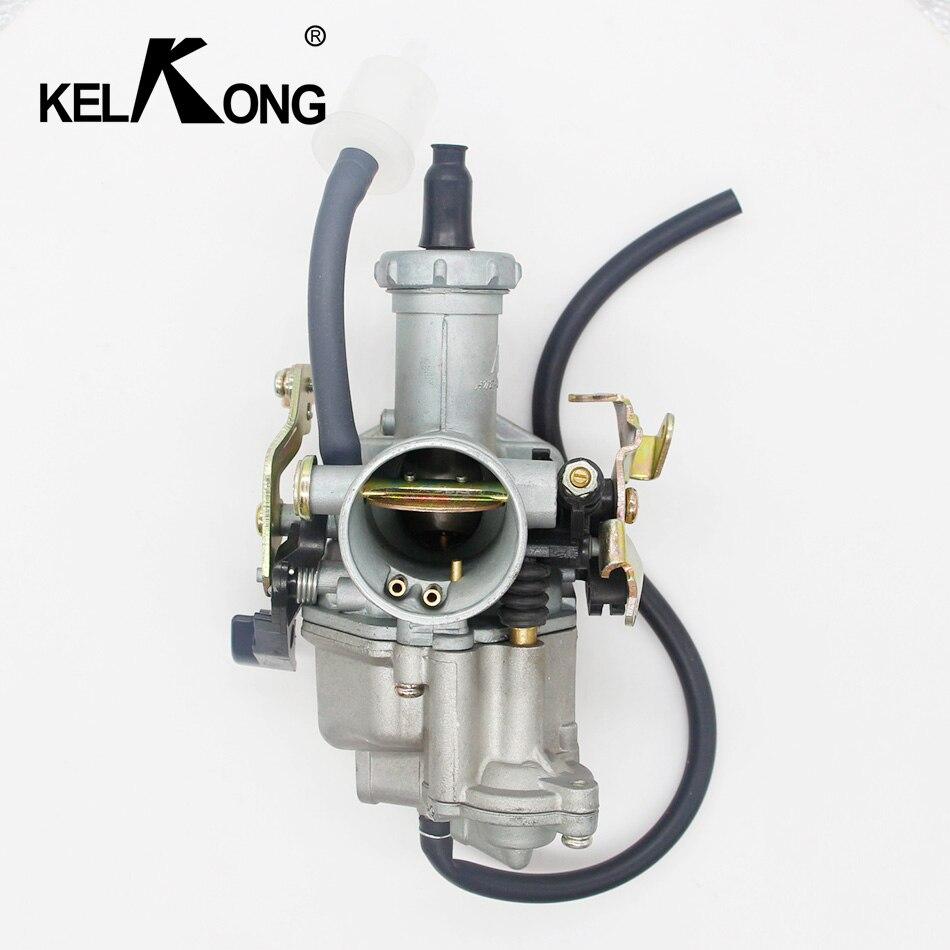 KELKONG PZ30 30mm Carburetor Accelerating Pump Racing 200cc 250cc For Keihin ABM IRBIS TTR 250 Carb