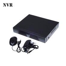 Múltiples idiomas de entrada de audio de 8 Canales Onvif HDMI Network video recorder HD720P/960 P/1080 P NVR para la cámara ip Envío gratis