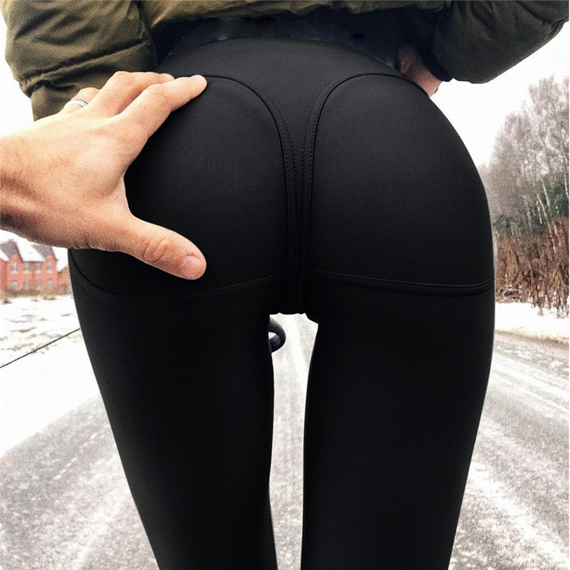 Women Push Up Fitness   Leggings   High Quality Elastic Casual Leggins Sexy Pants Bodybuilding Clothing