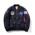 Nasa bomber Jacket men Women Pilot MA1 man Coat winter hombre Jaqueta Flight  Air Force Baseball army green Kanye West jacket