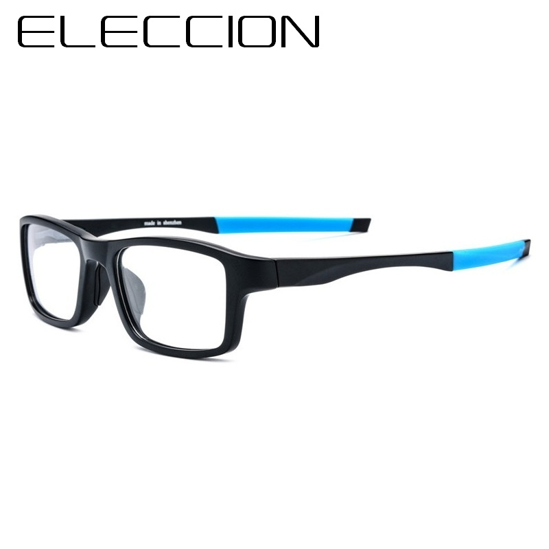 6930b8e347ca Detail Feedback Questions about ELECCION Sports Style Myopia Eyewear Frame  Men Optical Prescription Spectacles Frames Male Eyewear Bicycle Riding  Glasses ...