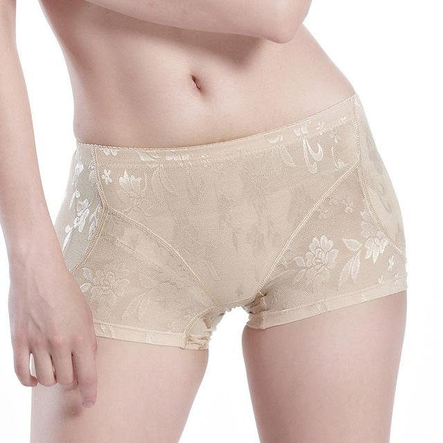 Venda quente mulheres bundas hip enhancer underwear push up acolchoado calcinha sexy cuecas senhoras shapewear respirável cuecas