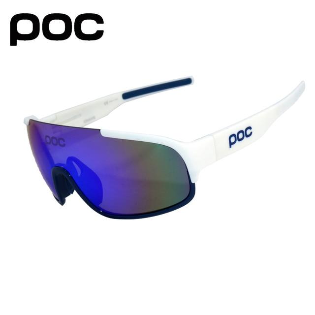 b09124e930 POC anhelan 4 lente UV400 polarizadas ciclismo gafas de sol bicicleta de montaña  gafas de ciclismo