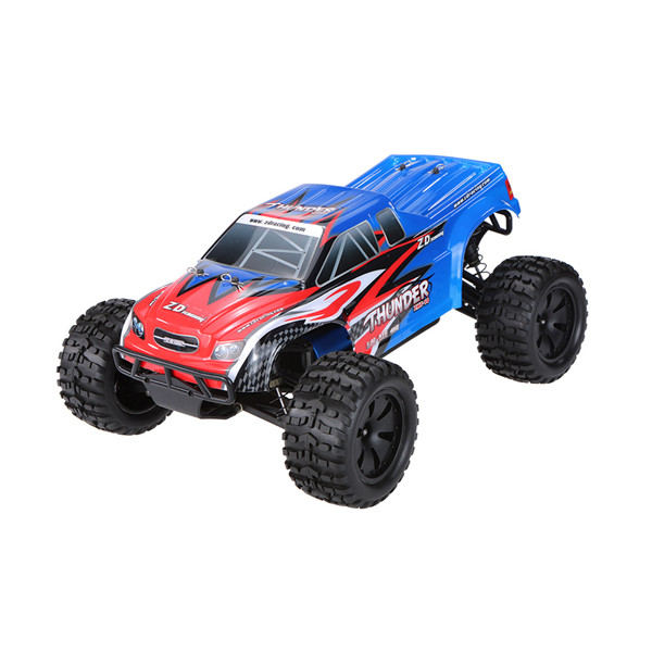 ZD Racing 10427S Thunder ZMT-10 2.4GHz 4WD 1 10 Scale RTR Brushless Electric RC Car цена