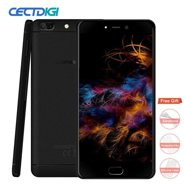 0c6c4e3a9601 Leagoo T5 Android 7,0 4 г смартфон 5,5 дюймов FHD 4 ГБ Оперативная ...