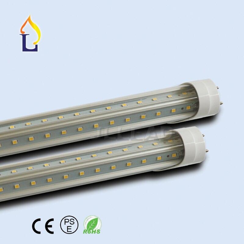 15pcs/lot LED T8 V shape Tube ligh 24W 30W 40W 48W 60W LED Light Bar Strip SMD2835 pcb L ...