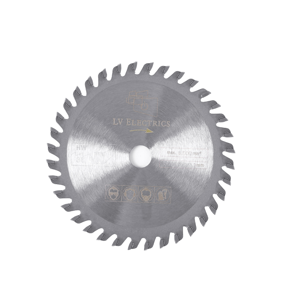 36 T TCT Tungsten Carbide Mini Circular Saw Blade For Wood Cutting Power Tool Accessories Circular Saw Blade Mini Saw