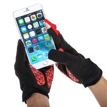 Hot Sale GEL Bike Bicycle Gloves Bicycle Motorcycle Cycling GlovesSport Gel Full Finger Touch Screen Outdoor