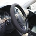 Alta densidade de malha Auto Carro Cobertura de Volante/trança verão Respirável Direcção-Roda De Cobre Tecido de seda Gelo