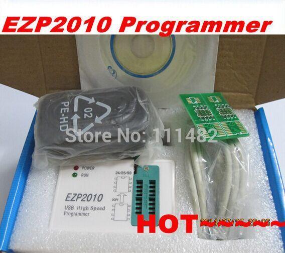 Frete Grátis EZP2010 de alta-velocidade USB SPI Programmer support24 25 93 25 EEPROM do flash chip de bios