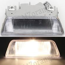 MZORANGE для автомобиля nissan X-Trail, PDF T31 2008 2009 2010 2011 2012 2013 задний бампер туман лампа обратного тормозного отражатель света