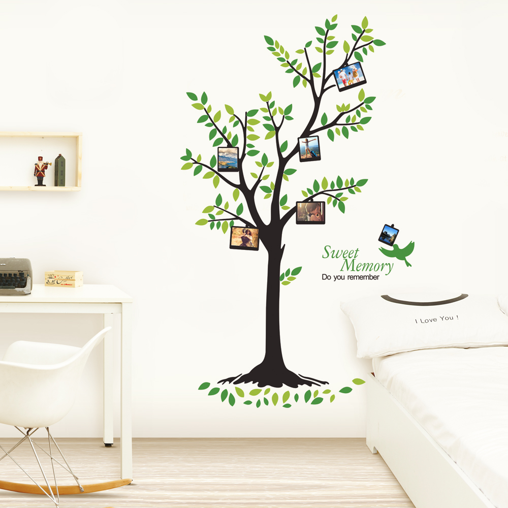Grosse Familie Speicher Baum Wandtattoo Fur Wohnzimmer Schlafzimmer Sofa Hintergrund Tv Hintergrund Entfernbare Wandaufkleber 70x155 Cm Tree Wall Decal Wall Decalswall Sticker Aliexpress