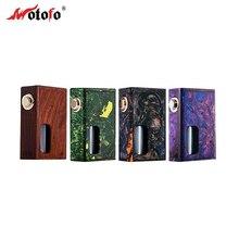 Original Wotofo Stenrorian RAM BOX MOD With 7ML PET Bottle No Need Filling fit Serpent BF RDA  E Cigarette