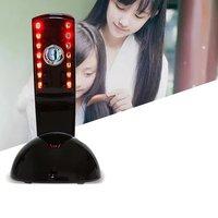 Mini Anti Static Scalp Head Massage Comb for Hair Care Men Women Portable Electric Laser Massage Comb