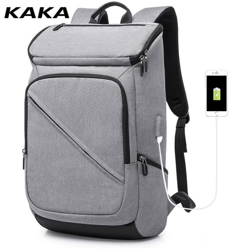 New Men s Backpack 17 3Inch Laptop Backpack School bag Large Capacity Travel Backpack Multi functional