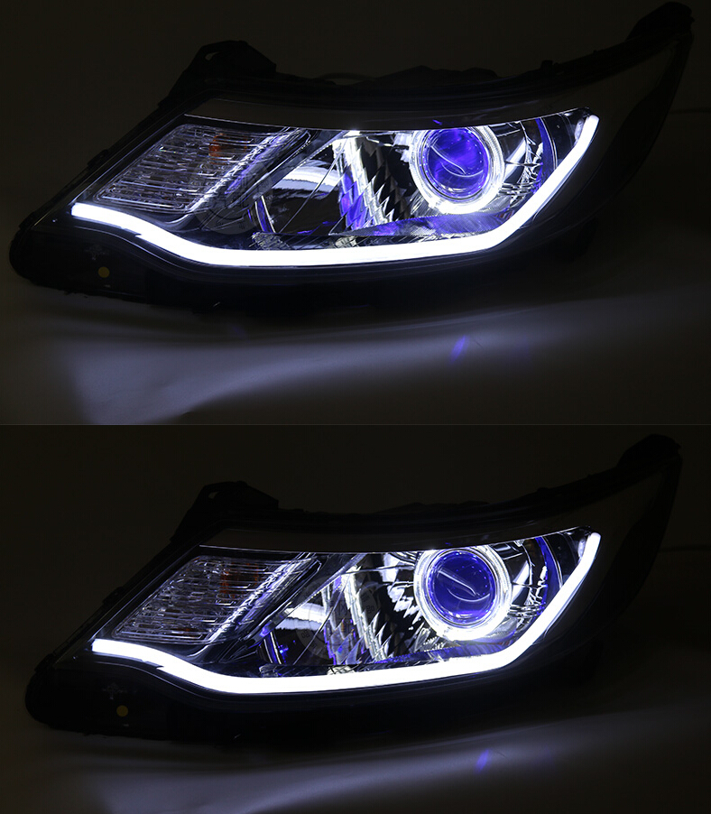 headlight for Kia K2 rio 2015 including Angel Eye+Demon eye+DRL+turn light + projector lens+HID high low beam assembly headlight for kia k2 rio 2015 including angel eye demon eye drl turn light projector lens hid high low beam assembly