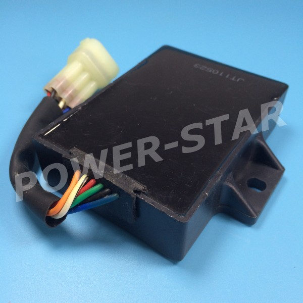 500cc Atv Quad Cdi Box With 6 Pin For Kazuma Jaguar Atv