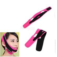 V Face Line Belt Ultra-thin Anti Wrinkle Chin Cheek Lift up Slim Slimming Thin Mask Band Strap