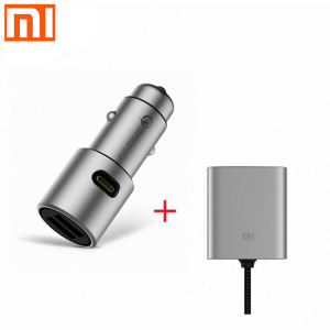 Image 3 - Original Xiaomi Car Charger QC3.0 Version Extended Accessory         Xiaomi QC3.0 Quick car charger For smartphone Dual USB