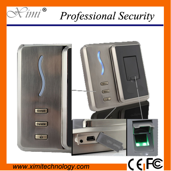 SF101 Fingerprint Access Control Reader Wiegand Output communicate RS232/485, USB-client wiegand 26 input
