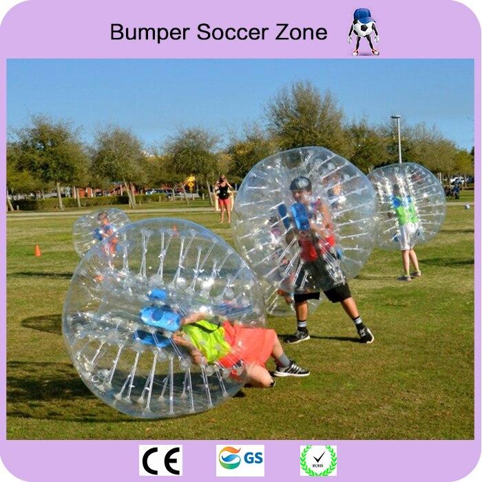 envo libre m inflable ftbol burbuja bola de parachoques bola burbuja de plstico de bolas